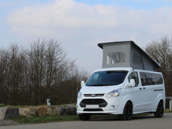 Camper van conversion Front | Vantastec