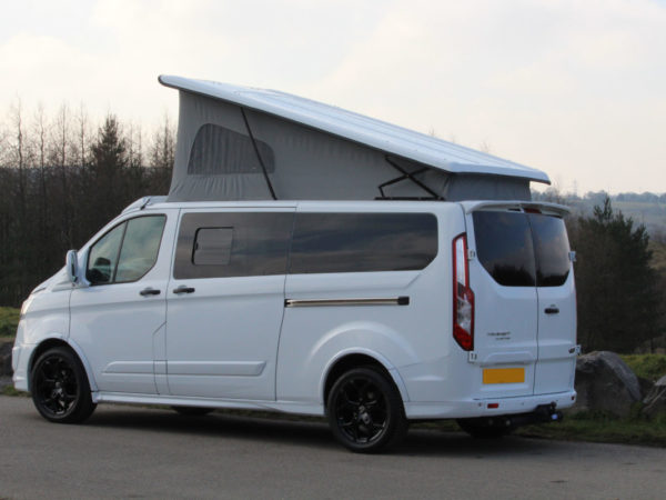 Camper van conversion side | Vantastec
