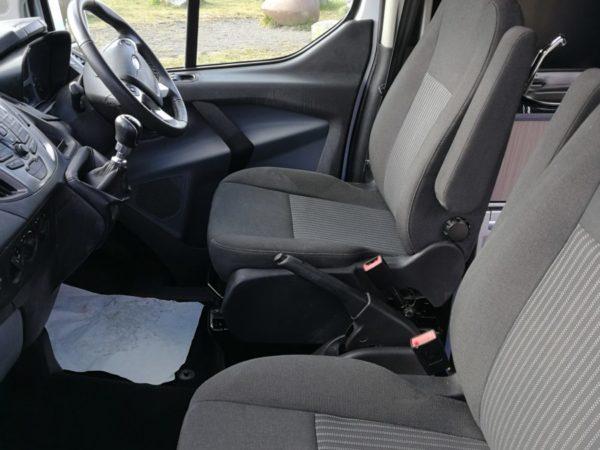Driver's seats in camper van conversion | Vantastec