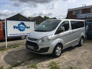 Ford Tourneo Side View