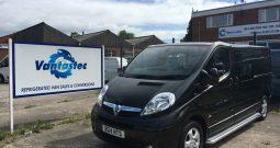 2014 Vauxhall Vivaro Crew Van
