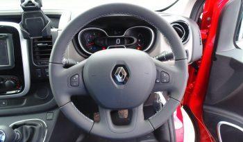 Renault Trafic 1.6dCi 125ps Crew Van SL27 Sport + Nav full