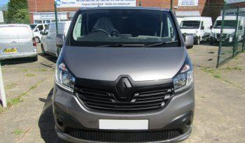Renault Trafic 1.6dCi Energy E6 SL27 125 Sport Black Edition full