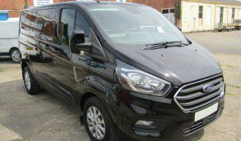Ford Transit Custom 2.0TDCi 130PS Double Cab-in-Van 300 L1H1 full
