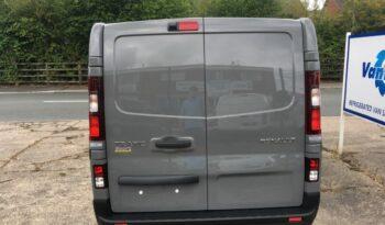Renault Trafic 1.6dCi E6 Crew Van SL27 125 Sport Nav full