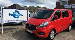 Ford Transit Custom 2.0TDCi 130PS DCIV 300 L1H1 Limited