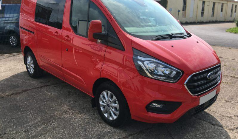 Ford Transit Custom 2.0TDCi 130PS DCIV 300 L1H1 Limited full