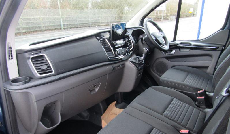 Ford Transit Custom 2.0TDCi 130ps 280 L1H1 Limited full