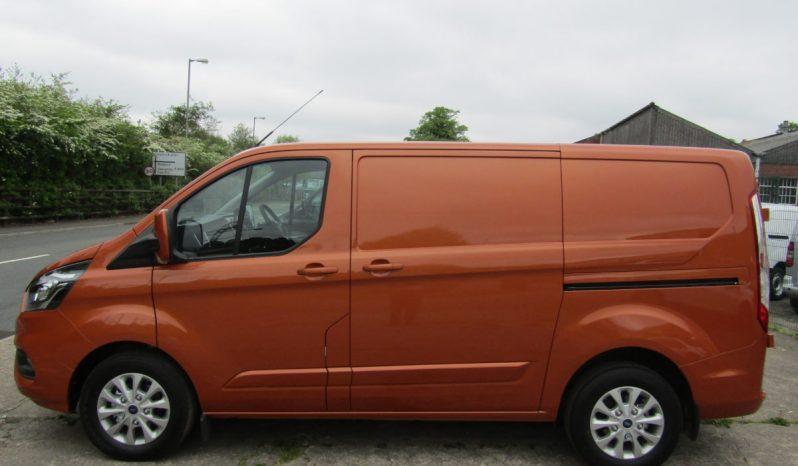 Ford Transit Custom Van 2.0TDCi 280 L1H1 Limited full