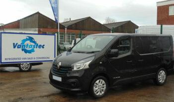 Black Renault Trafic 1.6dCi SL27 125ps Sport