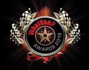 What Van? 2019 Award Logo