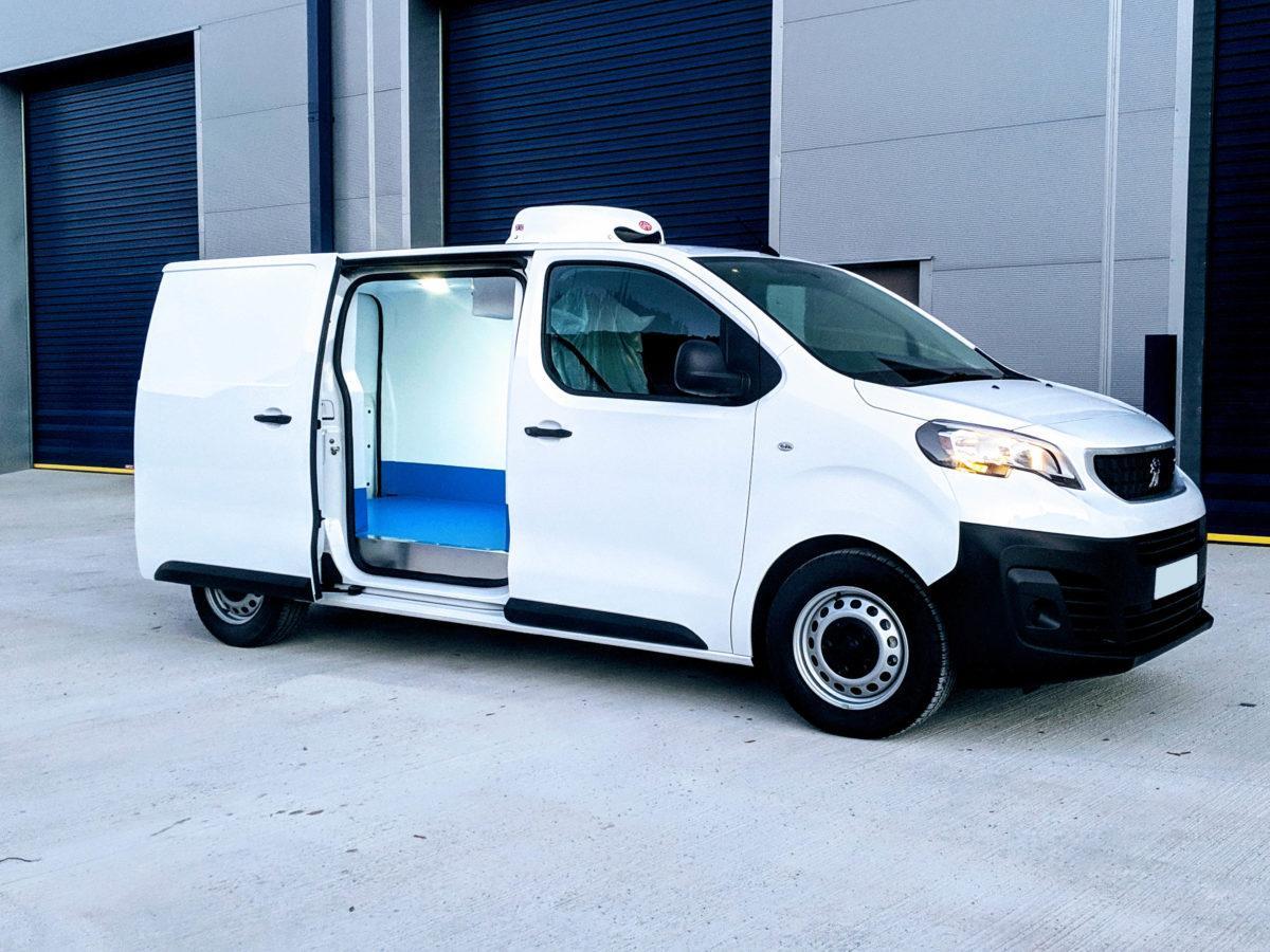 Peugeot Expert Fridge Van