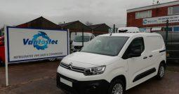 Citroen Berlingo 650M Enterprise Fridge Van