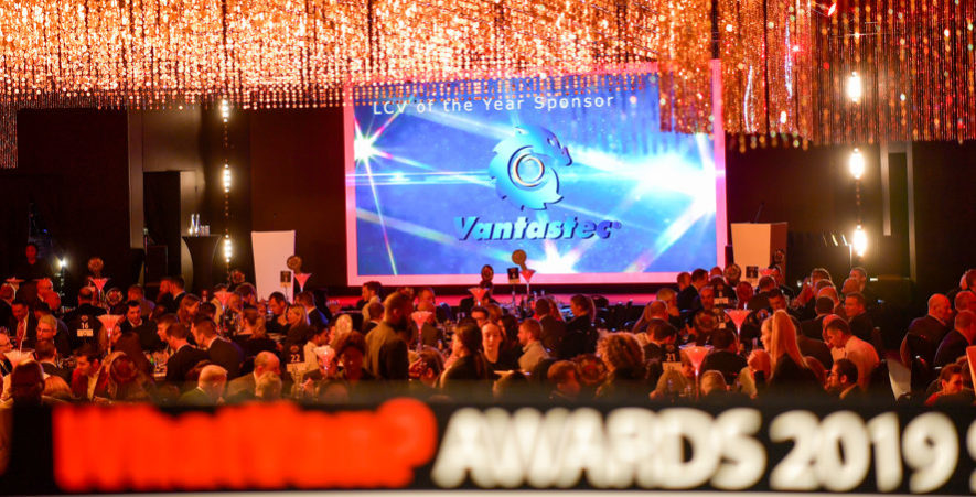 Vantastec Sponsored the LCV of the Year Catergory at the What Van? Awards 2019