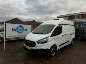 L2H2 Ford Transit Custom