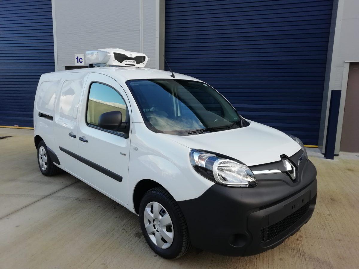 Renault Kangoo Electric Refrigerated Van
