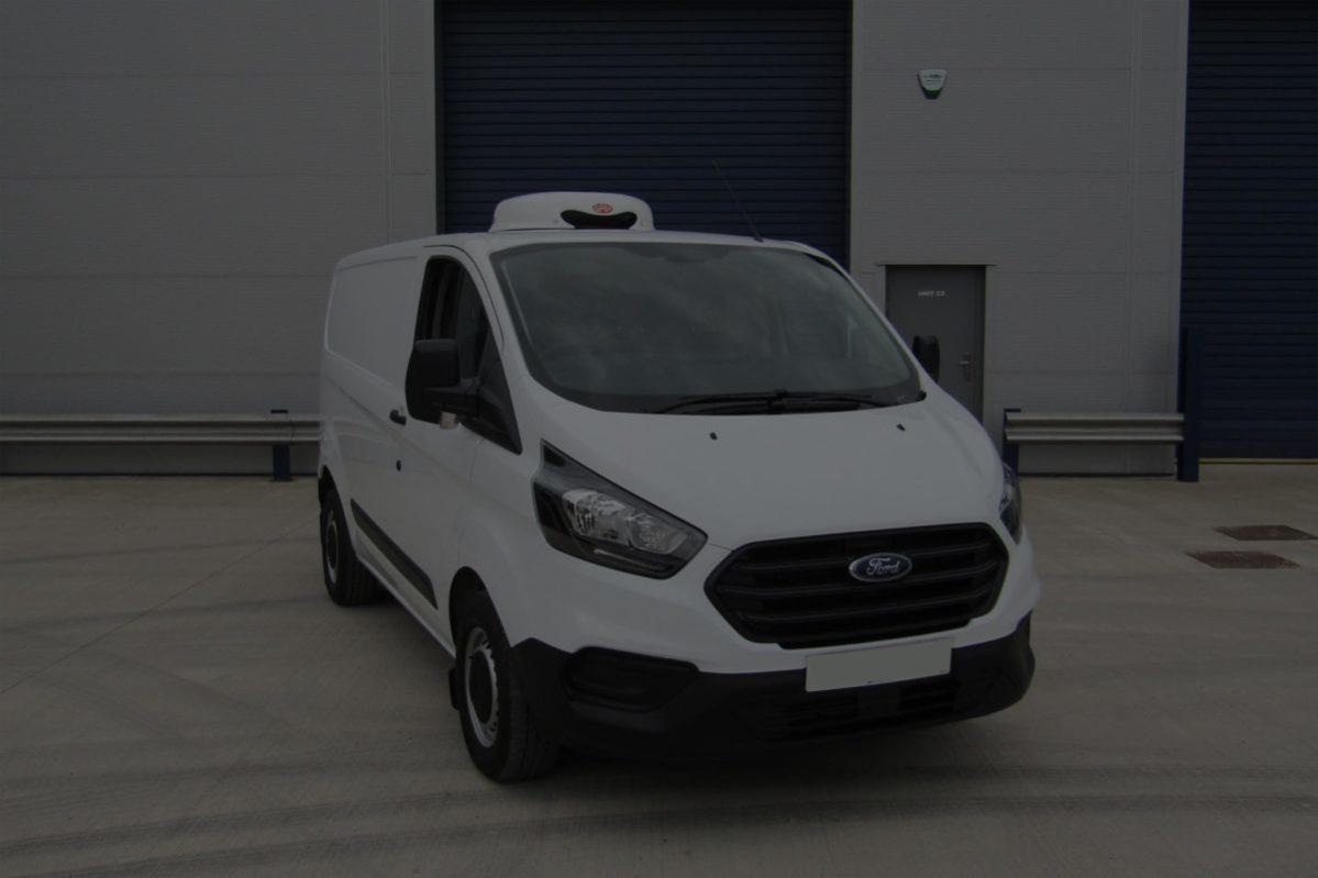 Fridge vans converted by Vantastec