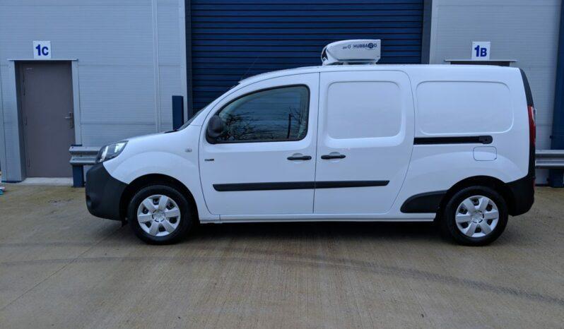 Renault Kangoo ZE Fridge Van full