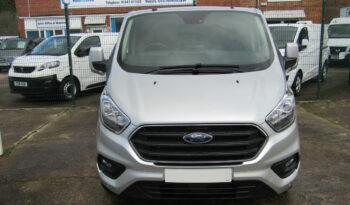 FORD TRANSIT CUSTOM L2H1 300 130PS LIMITED full