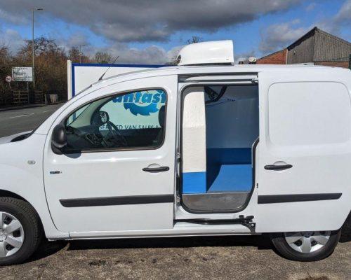 Renault Kangoo electric fridge van