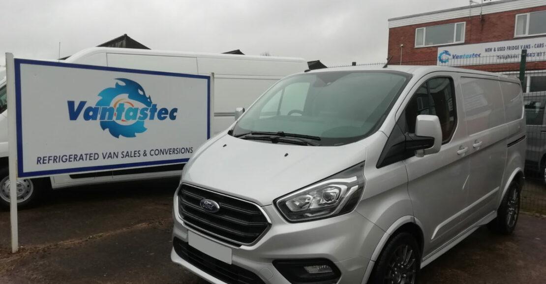 l1h1 Ford Transit Custom Panel Van with TEC+ Body Kit from Vantastec