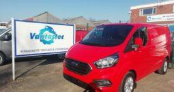 Ford Transit Custom L1H1 280 130PS with Tailgate