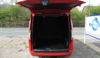 Ford Transit Custom L1H1 280 130PS with Tailgate full