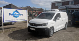 Peugeot Partner L1 650 75 Professional Fridge Van