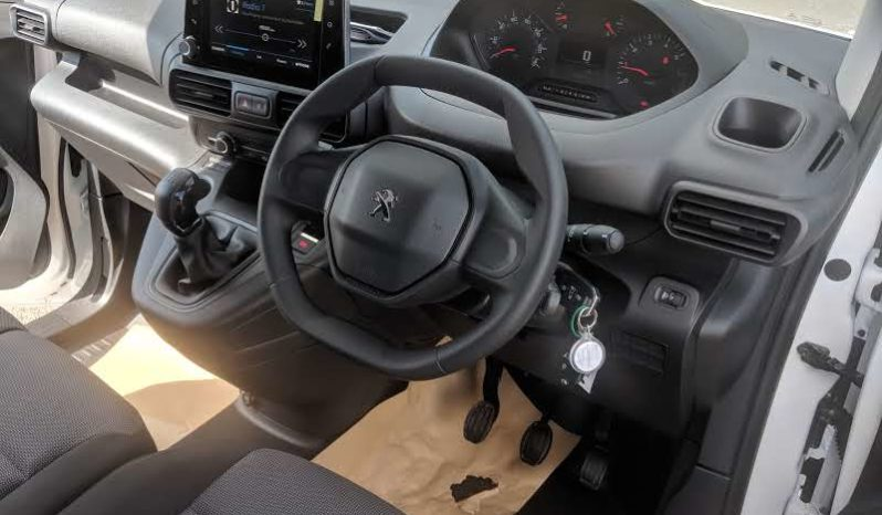 Peugeot Partner Standard 100PS Professional Fridge Van Euro 6.2 full