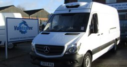 MERCEDES SPRINTER 314 LONG FROZEN