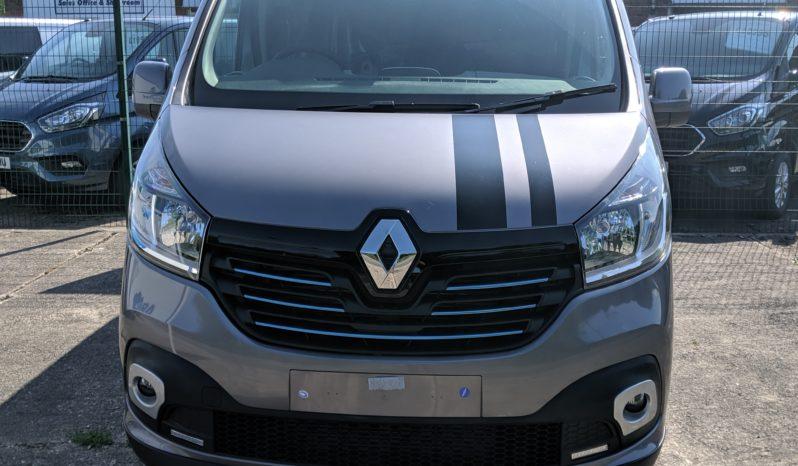 Renault Trafic SL27 125 Sport+ Nav full