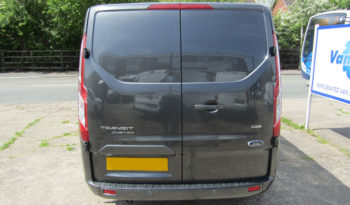 Ford Transit Custom 300 L2H1 130PS Limited full