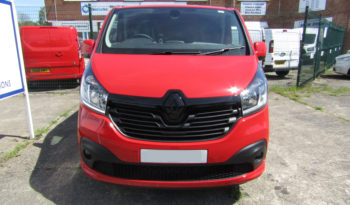 Renault Trafic 1.6dCi Energy E6 SL29 125 Sport Black Edition full