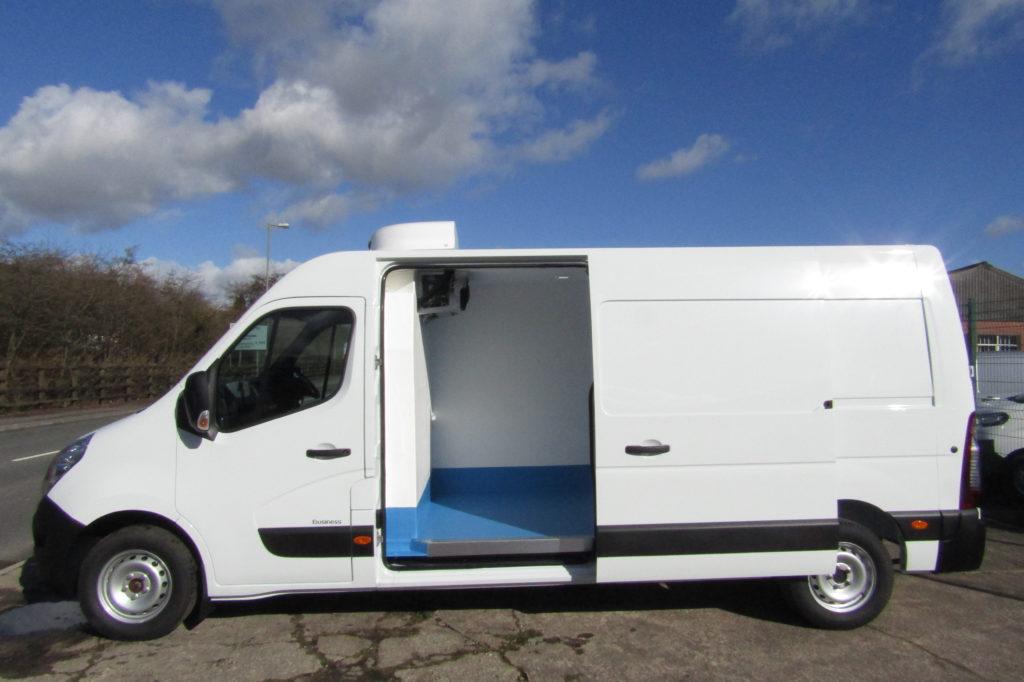 Fridge Van & Van Conversion Specialists | Vantastec