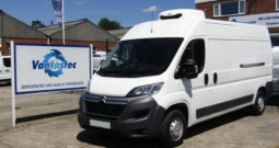 Citroen Relay L3H2 2.0TDCI 130PS Enterprise Fridge Van with Standby