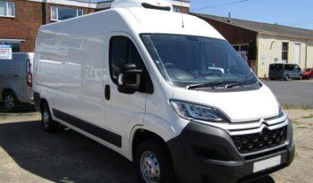 Citroen Relay L3H2 2.0TDCI 130PS Enterprise Fridge Van full