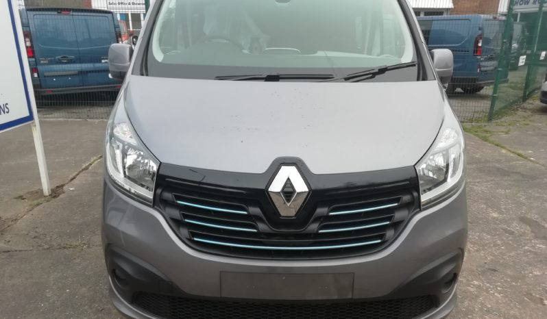 Renault Trafic LL29 125PS Sport with Reversing Camera full