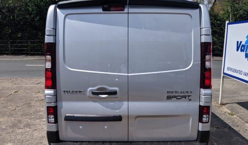 Renault Trafic SL27 125PS Sport+ Crew Van full