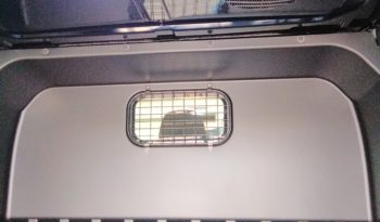 Renault Trafic Crew Van with Dog Cage full