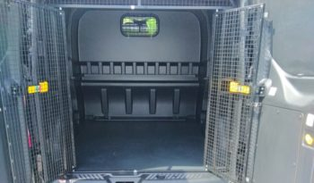 Ford Transit Custom Crew Van with Dog Cages full