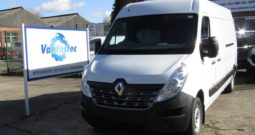 Renault Master LM35 130PS Fridge Van with Standby EURO 6