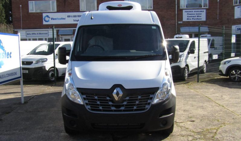 Renault Master LM35 130PS Fridge Van with Standby EURO 6 full