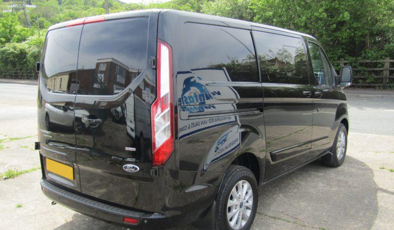 Ford Custom 300 L1H1 Limited CREW full