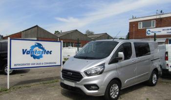 Ford Transit Custom L1H1 300 130PS Limited Crew Van