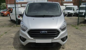 Ford Transit Custom L1H1 300 130PS Limited Crew Van full