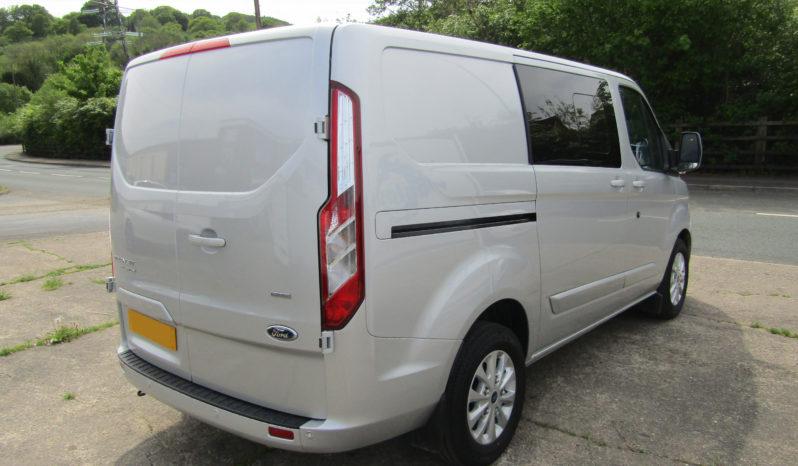 Ford Transit Custom L1H1 300 130PS Limited Crew Van full