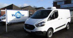 Ford Transit Custom 280 L1H1 105PS Leader Fridge Van Euro 6.2