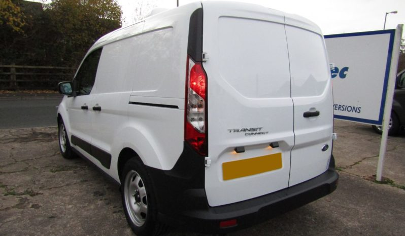 Ford Connect 200 L1 75PS Leader Fridge Van Euro 6.2 full