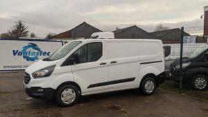 Ford Transit Custom fridge van with standby