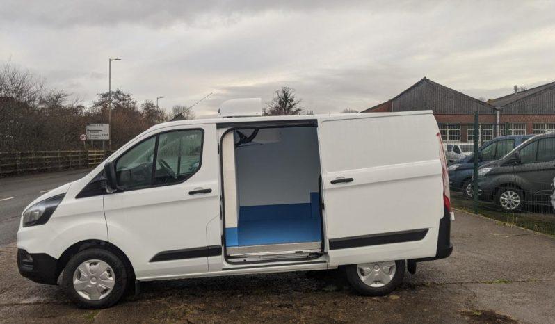 Ford Transit Custom 280 L1H1 2.0TDCI 105PS Leader Fridge Van with Standby full
